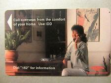 Tarjeta telefónica phone card Singapore singapur $2 Singapore Telecom