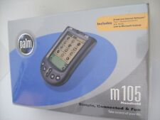 Palm m105 Personal Handheld Organizer Pocket Computer System Handheld New/Sealed