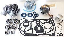 SIMSON Schwalbe KR51/1 Set Motorteile M52 Zylinder, Vergaser, Kurbelwelle ...