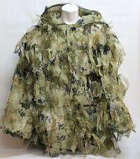3D Fast Dry Huntting Camouflage Bionic Ghillie Suit Jacket+Pants Jungle Digital