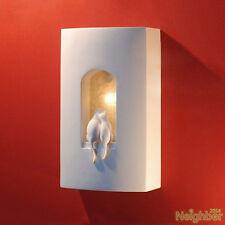 New Little cat Carved plaster Wall Lamp LED Light Wall sconce Kids Room Lighting