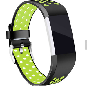 Fitbit Charge 2 Luxury Sports Strap