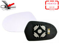 Right Side Heated Wing Mirror Glass For Audi A6 C7 2011 - Onwards 4G0857536A