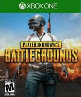 Playerunknown's Battlegrounds PUBG Xbox One Key