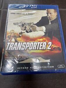 Transporter 2 (Blu-ray) New blu-ray