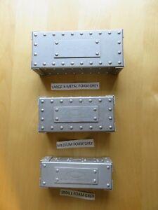 Oakley Metal Vault / Case 3 sizes available