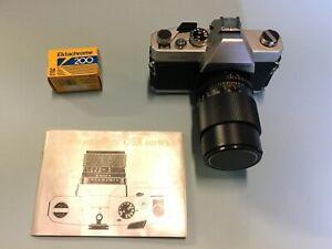 Mamiya/sekor DSX500 Camera with 135mm lens