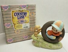 """New ListingPrecious Moments Country Lane- 307068 ~ """"I'Ll Never Tire Of You�"""
