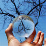 20mm Clear Glass Crystal Ball Healing Sphere Lens Ball Photography Decor Gift