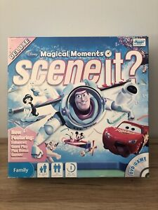 DISNEY SCENE IT MAGICAL MOMENTS *Multi Listing* Spare Pieces or Full Board Game