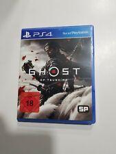 Ghost of Tsushima -- Standard Edition (Sony PlayStation 4, 2020)