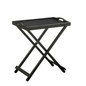 Convenience Concepts Designs2Go Tray Table, Black - 239900BL