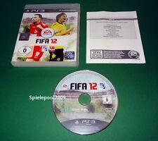 Fifa 12 fuer Sony Playstation 3 PS3 Klassiker