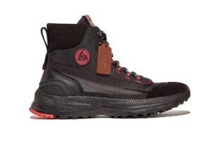 Coach X MBJ Naruto Urban Hiker Shoes Black NWT Size 12D