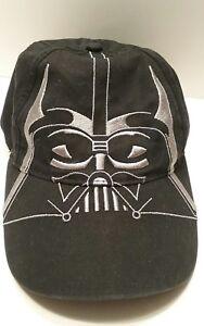 Star Wars Darth Vader Youth Hat Black Snap Back Black