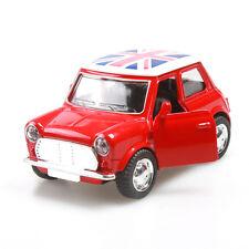Red 1:36 Alloy Model Car Toys Gift Mini Pull Back Children's Toy Car Model