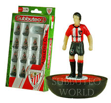 ATHLETIC BILBAO NEW SUBBUTEO TEAM. PAUL LAMOND TABLE FOOTBALL SOCCER.