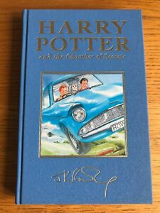 Harry Potter Deluxe Edition. Chamber of Secrets. First/First. Unread.