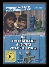 DVD DIE TINTENFISCHE AUS DEM ZWEITEN (2.) STOCK - KINDER TV-SERIE *** NEU ***
