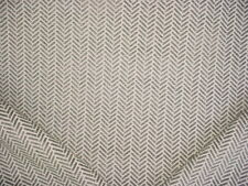 Brunschwig et Fils Bf10667 Tudor Weave Silver Ebony Chevron Upholstery Fabric