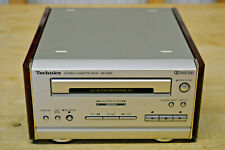 Technics RS-HD81 Stereo Cassette Deck Tape Player Recorder Component