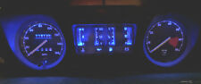 Jaguar XJ-S Complete Dash Instrument LED Bulb Set Upgrade Blue Display Up to '91