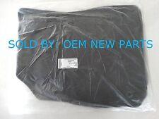 2016-2018 Chevrolet Malibu Floor Mats Set Front Rear Genuine OEM Black 84052213