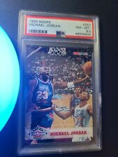 1993 Hoops Michael Jordan ALL-STAR #257 PSA 8.5 INVEST NOW! 🔥 🔥