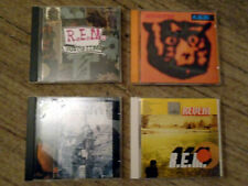 R.E.M. - 4 Albums / Out Of Time / Monster / Document / Reveal - VGC