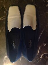 Max Mara Shoes Size 6.5, 37, Made In Italy, Loafers, Unique, Flats