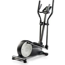 Elliptical Stride Trainer Cardio Workout Equipment Fitness Machine Gym Exercise