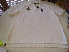 Polo Ralph Lauren 3XT TALL S/S shirt  Big Pony Men's **Spot** Marine Supply 1967
