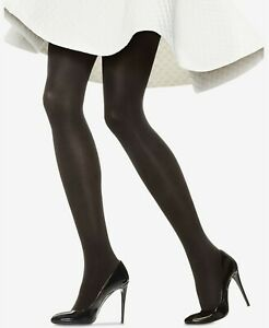 HANES X Temp Opaque TIGHTS With Comfort Grey Size Petite M/L $15 - NWT