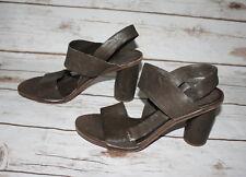 New Roberto Del Carlo Leather Sandals (US Size 10)