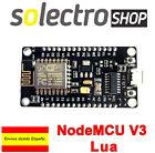 NodeMcu V3 Lua ESP8266 ESP12E CH340 WiFi Wireless Module  Development Board W013