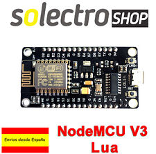 NodeMcu V3 Lua ESP8266 ESP12E CH340 WiFi Wireless Module  Development Board W013