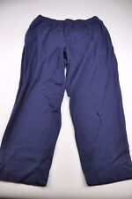 Woman Within Navy Blue Size 2X  NWOT Stretchy Pants Trousers Size 2X