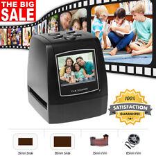 2.4''LCD Film Scanner 35/135 mm Negativi /Diapositive Scanner Convertitore IT
