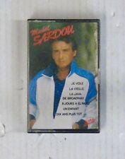 Michel Sardou K7 Cassettte audio System Disco SD 703