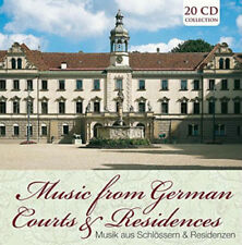 Music from German Courts & Residences (2016)