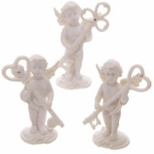 Figuras de color principal blanco para el hogar