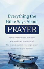 Everything the Bible Says About Prayer: How do I know God hears my prayers?