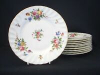 Minton Marlow - 4 x Side Plates - choose 4 or 8    *more items in pattern