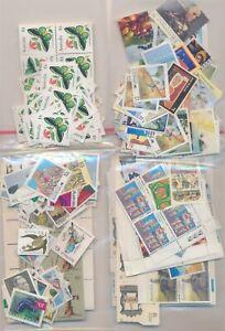 Australia $1.10 x 200 ($1+10c) mint postage stamps with gum Face Value $220
