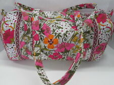 Vera Bradley Tea Garden print duffel bag BRAND NEW WITH TAGS!