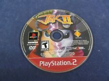 Jak Ii Ps2 Disc Only Cleaned and Tested