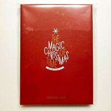 SM Town Taeyeon The Magic Of Christmas Time Concert Goods : Postcard Book