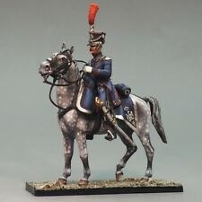 Tin soldiers, 54мм, Officer horse artillery. France in 1812.