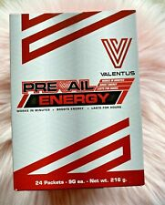 Valentus Prevail Energy healthy boost of energy Juice