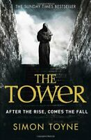 The Tower (Sancti Trilogy 3) by Toyne, Simon, Acceptable Used Book (Paperback) F